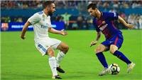 Real Madrid 2–3 Barcelona: Messi, Pique tỏa sáng; Barca lại thắng trận 'Kinh điển' (KT)
