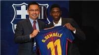 Coutinho, Lemar không đến, Barca mua sắm thất bại toàn diện