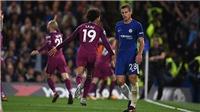 'Chelsea quá sợ hãi. Conte sai lầm. Man City đẳng cấp hơn'