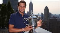 TENNIS ngày 13/9: Federer tạo cảm hứng cho Nadal vĩ đại hơn. Kimiko Date giã từ quần vợt
