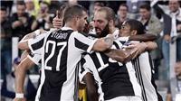 Video clip highlights bàn thắng trận Juventus 2-0 Olympiakos