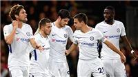 Video clip highlights bàn thắng trận Bournemouth 0-1 Chelsea