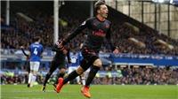 ĐIỂM NHẤN Everton 2-5 Arsenal: Oezil và Sanchez đá đúng sức, Pháo thủ sẽ cực mạnh