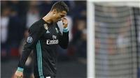 Ronaldo: 'Tôi ghi bàn kém à? Cứ tra Google là biết ngay'
