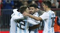 Video clip highlights bàn thắng trận Nga 0-1 Argentina