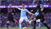 ĐIỂM NHẤN Man City 3-1 Arsenal: Man City quá nhanh, quá nguy hiểm. Arsenal quên Top 4 được rồi