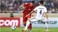 Việt Nam 0-0 Afghanistan: Vé dự ASIAN Cup đã có nhưng nỗi lo còn đó. Chưa thể phán xét ông Park