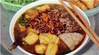 Top 16 quán bún riêu ngon nhất Hà Nội