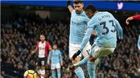 Cuộc đua vô địch Premier League: Man City quá hay và quá may, M.U cực khó lật đổ