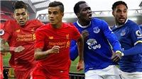 Video clip highlights bàn thắng trận Liverpool 1-1 Everton