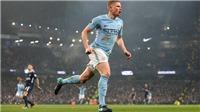 Man City, quyền lực tuyệt đối! Hãy trao luôn Cúp vô địch cho Pep Guardiola!