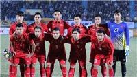 BXH FIFA tháng 12/2017: Việt Nam là số 1 Đông Nam Á, hơn Thái Lan 18 bậc