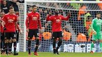 TIN HOT M.U 18/12: Lukaku bị chỉ trích vì... không ăn mừng. Valencia báo tin vui