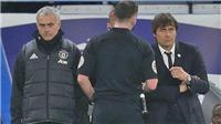 Antonio Conte: 'Tôi sẽ khắc ghi mối thù với Mourinho'