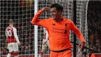 Liverpool rủi ro cực lớn khi bán Coutinho ngay mùa Đông