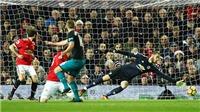 Mourinho đổ lỗi bị trọng tài trừng phạt, tiết lộ chấn thương của Lukaku và Ibrahimovic