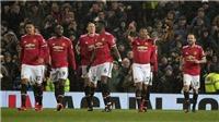 ĐIỂM NHẤN M.U 3-0 Stoke City: Pogba hay nhất trở lại. M.U sống lại chút hy vọng vô địch