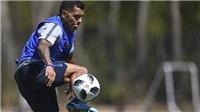 Carlos Tevez tiết lộ đi... nghỉ mát 7 tháng ở Thượng Hải để kiếm 34 triệu bảng