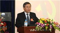 Khởi tố bị can đối với nguyên Phó Chủ tịch TP. Hà Nội Phí Thái Bình