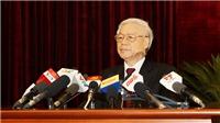 TOÀN VĂN phát biểu của Tổng Bí thư Nguyễn Phú Trọng bế mạc Hội nghị trung ương 5