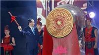 Chủ tịch nước Trần Đại Quang thăm cấp nhà nước tới Cộng hòa Nhân dân Trung Hoa