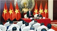 Hoạt động của Chủ tịch nước Trần Đại Quang trong chuyến thăm cấp Nhà nước tới CHND Trung Hoa