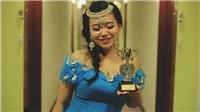 'Công chúa Opera' Nguyễn Đoàn Thảo Ly bất ngờ giành giải Vàng nghệ thuật Châu Á