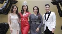 MC Phan Anh bất ngờ chia sẻ ảnh thân mật với Hoa hậu Trái đất 2017