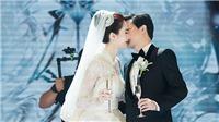 CẬP NHẬT: Khoảnh khắc hạnh phúc của Hoa hậu Đặng Thu Thảo và chồng trong lễ cưới
