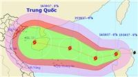 Bão số 11suy yếu thành áp thấp nhiệt đới, biển miền Trung vẫn mưa lớn