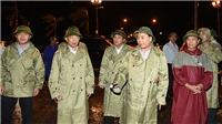 Thủ tướng hủy hàng loạt cuộc làm việc, đến với đồng bào Quảng Bình