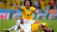 Fan PSG 'lo sốt vó' khi Neymar chấn thương do tập trung cùng đội tuyển Brazil
