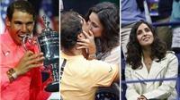 Bóng hồng đằng sau những chiến thắng của Rafael Nadal