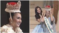 Người đẹp Indonesia trở thành tân Hoa hậu Quốc tế