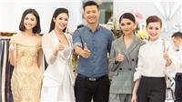 Á hậu Thùy Dung, Diễm Trang mừng Hoa hậu Ngọc Hân 'lên chức'