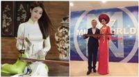 Hé lộ hậu trường Mỹ Linh trước phần thi tài năng ở Hoa hậu Thế giới