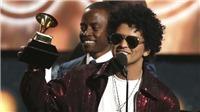 Lễ trao giải Grammy: 'Siêu phẩm' Despacito trắng tay, Bruno Mars 'ẵm trọn' 3 giải lớn