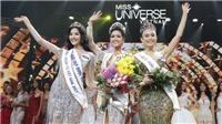 VIDEO: Hoàng Thùy bật khóc khi nói về ngôi vị tân Hoa hậu của H'Hen Niê