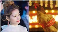 Bị chê hát như gà gáy, Chi Pu đưa hình ảnh gà trống vào teaser 'nhá hàng' MV thứ 4