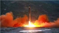 Triều Tiên phóng tên lửa đạn đạo liên lục địa xuống biển Nhật Bản