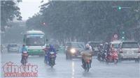 Ngày mai 23/10 cả nước có mưa, nhiệt độ thấp nhất 19 độ
