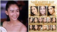 Hà Thu dẫn đầu bình chọn Gương mặt ăn ảnh ở Hoa hậu Trái đất