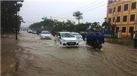 VIDEO Cập nhật bão số 4: Đổ bộ vào Quảng Trị và gây mưa lớn