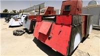 VIDEO: Cận cảnh dàn xe bọc thép kỳ dị kiểu 'Max điên cuồng' của IS