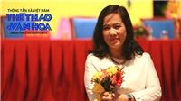 Nữ nhà văn Nguyễn Thị Thu Huệ được bầu làm Chủ tịch Hội Nhà văn Hà Nội