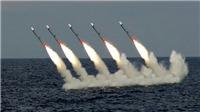 Tàu ngầm Mỹ 'cõng' theo 154 tên lửa Tomahawk tới bán đảo Triều Tiên để làm gì?