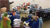 Thời tiết đêm 8 ngày 9/11: Từ Nghệ An đến Quảng Nam tiếp tục có mưa vừa, mưa to đến rất to