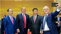 Những khoảnh khắc 'triệu like' từ nghị trường đến đời thường APEC 2017