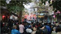 VIDEO: Xem lại cảnh 'bà hỏa' tấn công 3 ngôi nhà trên đường Trần Khát Chân, Hà Nội