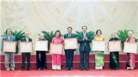 Đề nghị sửa quy định xét tặng Giải thưởng về văn học, nghệ thuật
